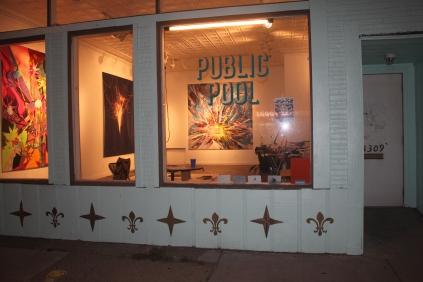 Public Pool residency
